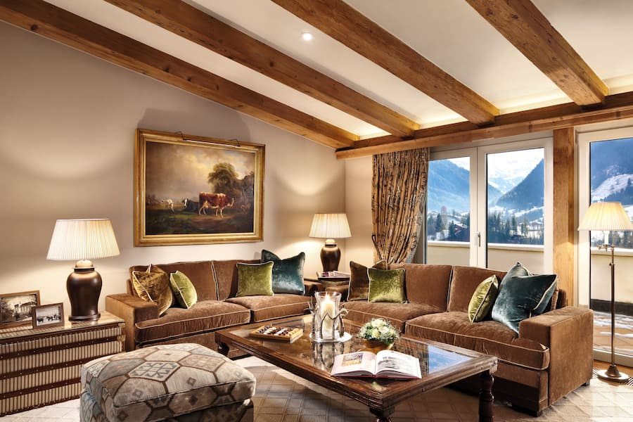 Gstaad Palace Gourmet-Hotel Serie 2021